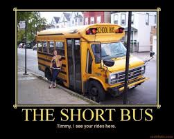 Short Bus Meme - short demotivational poster page