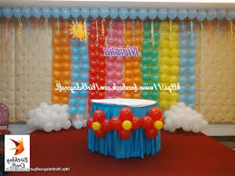 Birthday Decoration At Home Images by 3 Year Old Birthday Party Ideas At Home Home Ideas