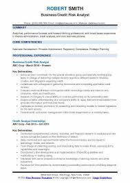 Fraud Analyst Resume Sample by Credit Risk Analyst Resume Samples Qwikresume