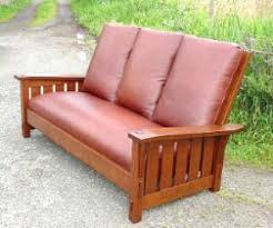 Mission Style Loveseat Mission Style Furniture Craftsman Mission Style Furniture Arts