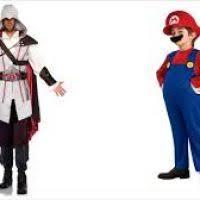 Halloween Costumes Video Games Halloween Game Character Costumes Divascuisine