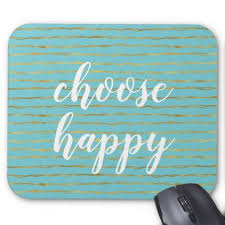 Meme Mouse Pad - fresh turquoise gold glam stripes happy mouse pad wallpaper site
