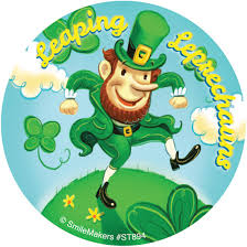 100 st patrick u0027s day stickers stickers from smilemakers