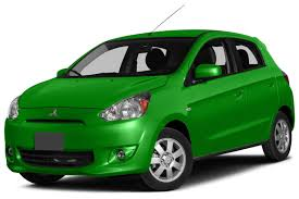 2014 mitsubishi mirage overview cars com