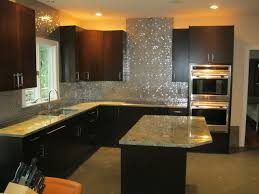 modern backsplash for kitchen modern backsplash modern kitchen boston by tile gallery modern