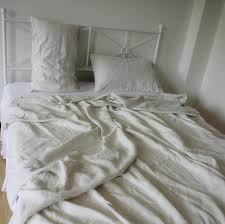 Australian Duvet Sizes Delick Hemp 100 Hemp Bedding Set Australian Queen Size 152x203cm