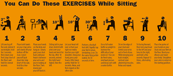 exercises to do at your desk 10 easy exercises you can do at your office cubicle