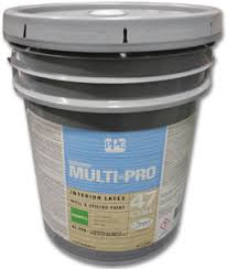 chadwell supply ppg interior latex eggshell white paint 5 gallon