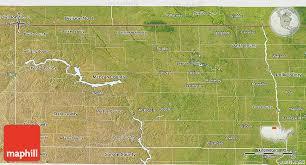 beulah dakota map satellite 3d map of dakota