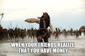 Jack Sparrow Memes - captain jack sparrow running meme generator imgflip