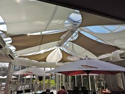 shade sail commercial use
