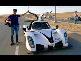 street legal racing car dubai