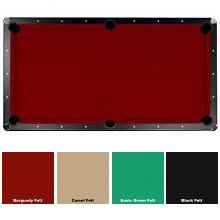 Red Felt Pool Table Pool Table Felt Custom Orders Gametablesonline Com