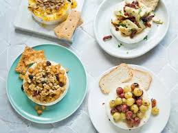 10 ways to dress up a wheel of brie food network brie food