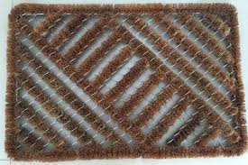 Metal Coil Drapery Coil Door Mat U0026 Pvc Floor Mat Studded Back With Lip Vinyl Loop
