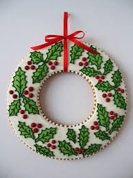 16 best gingerbread cookie wreath images on pinterest christmas