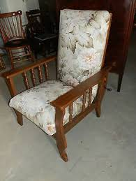 antique morris recliner chair victorian style awesome furniture