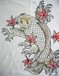 designs japanese koi fish tattoos zentrader
