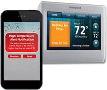 My Total Connect Comfort Login Honeywell Rth9580wf Smart Wi Fi 7 Day Programmable Color Touch