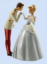 cinderella cake toppers cinderella cake topper with prince charming 169 95 here comes