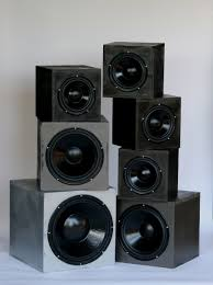8 inch home theater subwoofer subwoofers 4 2 or 1 sound u0026 vision
