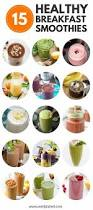 The 25 Best Breakfast Bar The Best 15 Healthy Breakfast Smoothies Well Plated By Erin
