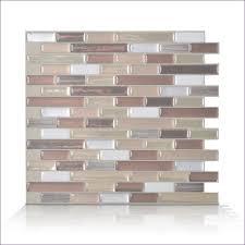 Self Adhesive Backsplash Tiles Lowes by Furniture Tin Backsplash For Kitchen Smart Tiles Mosaic