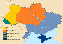 former soviet union map regional map of reconsidering russia and the former