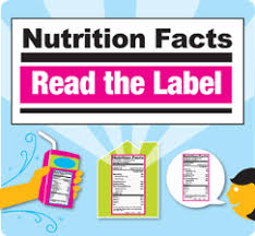 labeling u0026 nutrition u003e nutrition facts label read the label youth