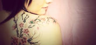 fiori di ciliegio tattoo bp64 regardsdefemmes