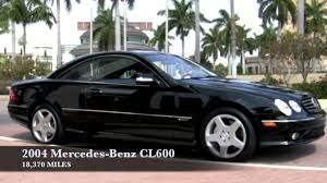 mercedes cl600 amg price 2004 mercedes cl600