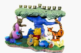 winnie the pooh menorah my world in 2012 and into 2013 photo challenge for 2013
