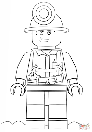 lego city coloring page fresh 9823