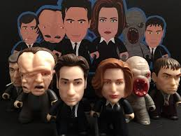 the x files the truth is out there collection titans vinyl full