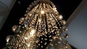 Glass Balls Chandelier Lighting Decor Bulb Glass Beads Glass Beads Are Hanging On The