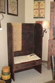 198 best settle benches images on pinterest primitive furniture