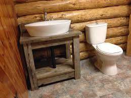 reclaimed wood bathroom vanities from square wall mounte clear