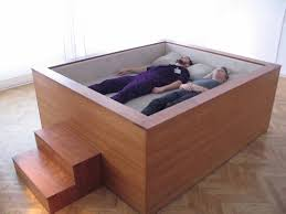 experience music through your whole body with u0027sonic bed u0027