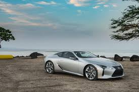 stunning hybrid future of lexus lexus showcases stunning details of lc coupe in new photos