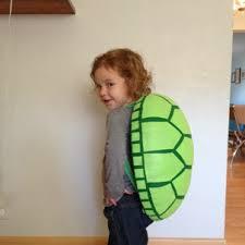 Baby Ninja Halloween Costume Perfectionist Homemade Turtle Costume
