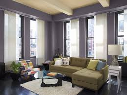 light purple accent wall wonderful dimgrey purple accent wall elegant living room interior