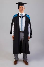 graduation gown qut bachelor graduation gown set science and engineering gowntown