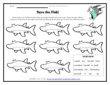 reflexive pronoun worksheets