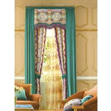 Sheer Curtains With Valance Green Sheer Curtains Green Buy Sheer Curtains Valance Lime