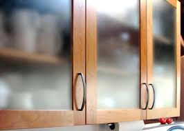 traditional glass kitchen cabinet doors features wooden framed and