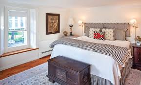 Headboards Made From Shutters Classic Colonial Comfort Maine Home Design