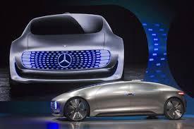 mercedes autonomous car daimler s self driving concept car turns into mobile living room