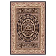 Concord Global Area Rugs Concord Global Trading Aubusson Ivory 7 Ft 10 In X 9 Ft