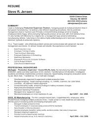 Manufacturing Manager Resume Samples by Sheet Metal Resume Template Examples