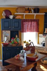 Dollhouse Kitchen Furniture 863 Best Miniature Kitchens And Restaurants Images On Pinterest